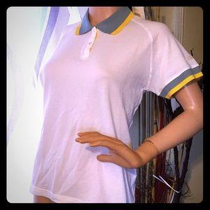 Burberry golf  T-shirt